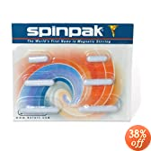 Spinpak Magnetic Stir Bar Assortment with Pivot Ring (Pack of 6)