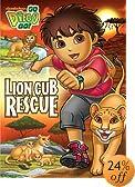 Go Diego Go! : Lion Cub Rescue: Go Diego Go