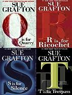 Four Sue Grafton Novels (Kinsey Millhone…