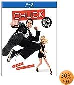 Chuck: The Complete Third Season [Blu-ray]: Zachary Levi, Yvonne Strahovski, Adam Baldwin, Sarah Lancaster