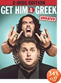 Get Him to the Greek (Two-Disc Collector's Edition): Russell Brand, Jonah Hill, Rose Byrne, Nicholas Stoller