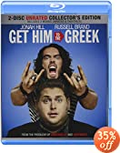Get Him to the Greek [Blu-ray]: Jonah Hill, Rose Byrne, Nicholas Stoller