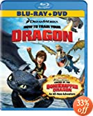 How to Train Your Dragon (Two-Disc Blu-ray/DVD Combo + Dragon Double Pack) [Blu-ray]: Jay Baruchel, Gerard Butler, Dean DeBlois and Chris Sanders