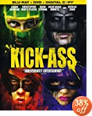 Kick-Ass (Three-Disc Blu-ray/DVD Combo + Digital Copy)
