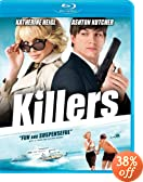 Killers [Blu-ray]: Katherine Heigl, Ashton Kutcher, Robert Luketic