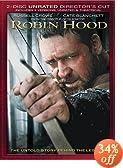 Robin Hood: Russell Crowe, Cate Blanchett, Ridley Scott
