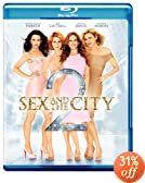 Sex and the City 2 (Blu-ray/DVD Combo + Digital Copy): Sarah Jessica Parker, Kim Cattrall, Michael Patrick King