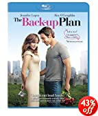 The Back-Up Plan [Blu-ray]: Jennifer Lopez, Eric Christian Olsen, Alan Poul