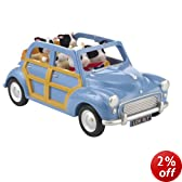 Sylvanian Families Blue Family Car