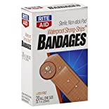 Rite Aid Brand Bandage & Wound Care, 25% off