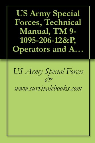 us-army-special-forces-technical-manual-tm-9-1095-206-12p-operators-and-aviation-unit-maintenance-manual-for-dispenser-general-purpose-aircraft-m130-pn-9311430-1095-01-036-6886-1995