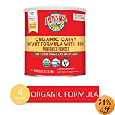 Best Organic Infant Formula with Iron, DHA & ARA: Amazon.com