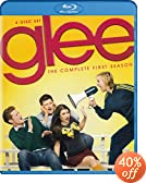 Glee: The Complete First Season [Blu-ray]: Matthew Morrison, Lea Michele, Jane Lynch, Cory Monteith, Chris Colfer, Dianna Agron, Jayma Mays, Olivia Newton-John, Kristin Chenoweth, Idina Menzel, Molly