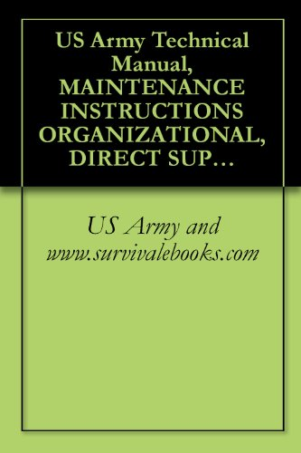 us-army-technical-manual-maintenance-instructions-organizational-direct-support-and-general-support-including-depot-maintenance-repair-parts-and-special-5865-01-070-8961-tm-32-5865-010-24p-1989