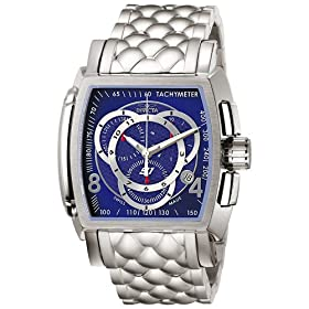 Invicta Men's S1 Collection Chronograph Stainless Steel Watch  #6466