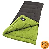 Coleman Duck Harbor Cool-Weather Sleeping Bag