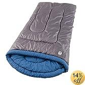 Coleman White Water Large Cool-Weather Scoop Sleeping Bag