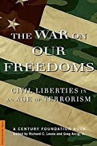 The War On Our Freedoms: Civil Liberties In…