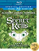 The Secret of Kells (Blu-ray/DVD Combo): Brendan Gleeson, Mick Lally, Evan McGuire, Christen Mooney, Tomm Moore