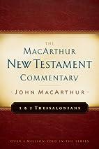 1 & 2 Thessalonians MacArthur New Testament…