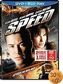Speed DVD + Blu-ray Combo: Keanu Reeves, Dennis Hopper, Sandra Bullock
