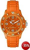 Ice-Watch Damen-Armbanduhr Sili-Forever Small Orange Analog Quarz SI.OE.S.S.09