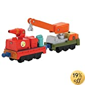 Chuggington StackTrack Calley's Fire And Rescue Cars