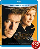 The Thomas Crown Affair [Blu-ray]: Pierce Brosnan, Denis Leary, Ben Gazzara, Frankie Faison