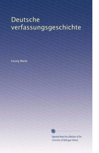 deutsche-verfassungsgeschichte-volume-7-german-edition