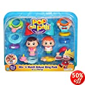 Pop On Pals Party Set Combo Pack