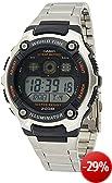 Casio Collection Herren-Armbanduhr Digital Quarz AE-2000WD-1AVEF