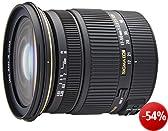Sigma 17-50 mm F2,8 EX DC OS HSM-Objektiv (77 mm Filtergewinde) f�r Canon Objektivbajonett