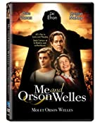 Me and Orson Welles (2010) by robert kaplow