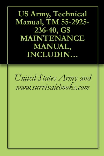us-army-technical-manual-tm-55-2925-236-40-gs-maintenance-manual-including-repair-parts-and-special-tool-lists-starter-generator-part-no-30e20-61-a-bendix