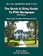 2012 Edition -- The Quick & Dirty Guide To…