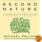Second Nature: A Gardener's Education (Audio Download): Michael Pollan