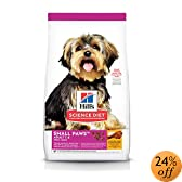 Hill's Science Diet Adult Small and Toy Breed Dry Dog Food, 4.5-Pound Bag