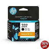 HP 337 - Black Inkjet Print Cartridge (C9364EE)