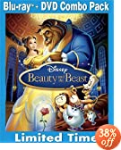 Beauty and the Beast (Three-Disc Diamond Edition Blu-ray/DVD Combo w/ Blu-ray Packaging): Paige O'Hara, Robby Benson, Richard White, Jerry Orbach, David Ogden Stiers