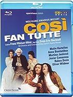 Mozart: Cosi fan tutte [Blu-ray] by…