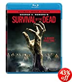 George A. Romero's Survival of the Dead (Ultimate Undead Edition) [Blu-ray]: Devon Bostick, Athena Karkanis, George A. Romero