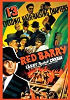 Red Barry [1938 movie serial] by Ford Beebe