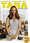 United States of Tara: The Second Season: Toni Collette, John Corbett, Rosemarie DeWitt, Keir Gilchrist, Brie Larson, Patton Oswalt, Eddie Izzard, Nathan Corddry, Matthew Del Negro, Andrew Lawrence, M