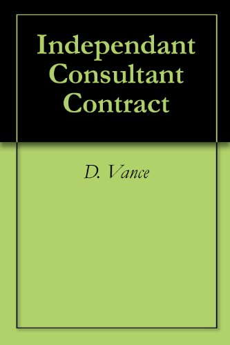 independant-consultant-contract