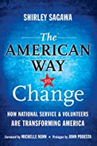 The American Way to Change: How National…