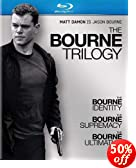The Bourne Trilogy (The Bourne Identity / The Bourne Supremacy / The Bourne Ultimatum) (Slim Packaging) [Blu-ray]: Matt Damon, Chris Cooper, Franka Potente