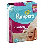 Pampers Diapers or Easy Ups Jumbo Pack, $9.99