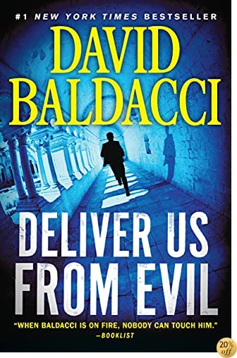 TDeliver Us from Evil (A. Shaw Book 2)
