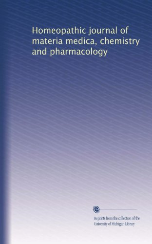 homeopathic-journal-of-materia-medica-chemistry-and-pharmacology