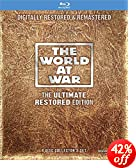 The World at War : The Ultimate Restored 9 Disc Blu-ray Collector's Edition